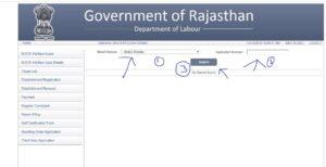 LDMS status rajastha in hindi